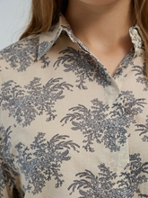 Bild von Hemdbluse mit Flower-Print