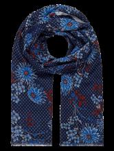 Bild von Schal mit Blumen-Print