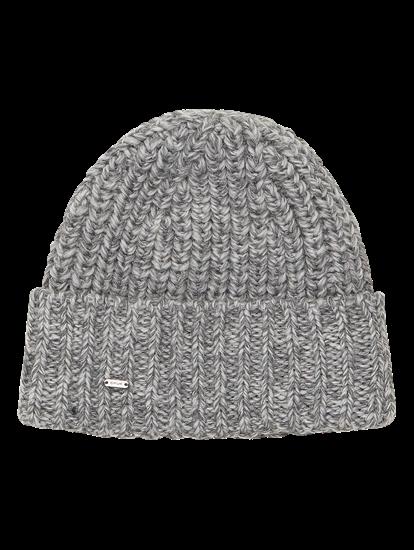 Bild von Mütze in melierter Optik