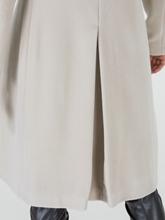 Bild von Wollmantel aus Angora-Wolle