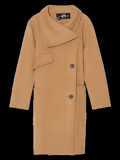 Image sur Manteau en laine