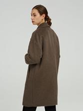 Bild von Wollmantel aus Alpaka-Wolle
