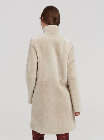Image sur Manteau fourrure de mouton réversible