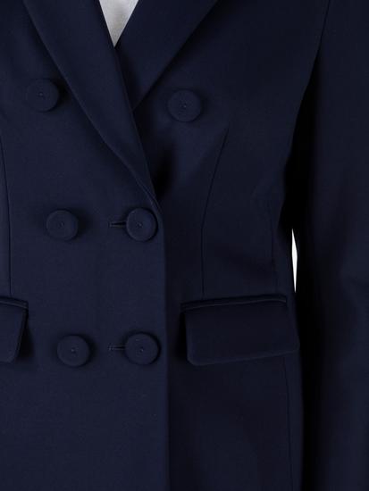 Image sur Blazer à double boutonnage