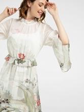 Bild von Kleid mit Blument Print