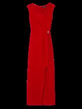 Bild von Abendkleid mit Raffung