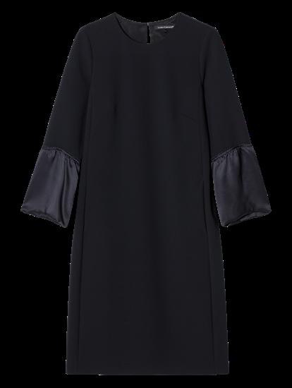 Image sur Robe avec passementerie en soie