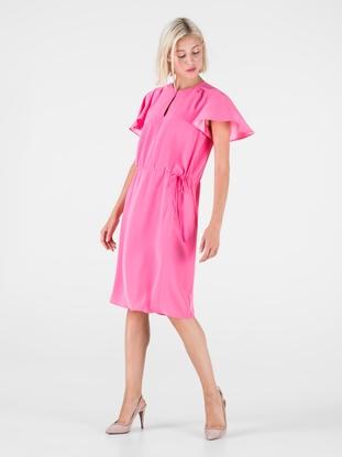 Luisa Cerano. Kleid mit Tunnelzug und Volant 7515403435