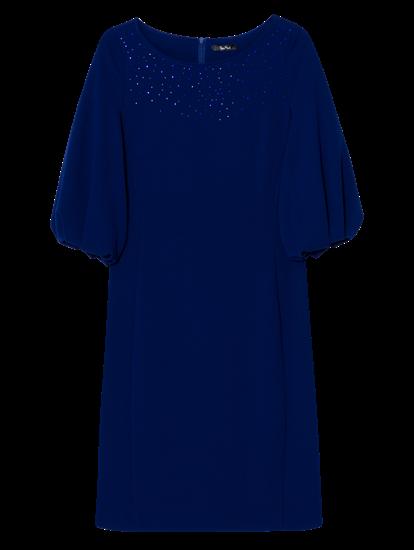 Image sur Robe avec pierres de strass