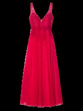 Bild von Abendkleid mit Spitze
