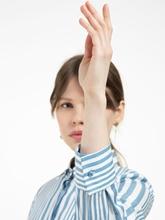 Image sur Blusenkleid mit Streifen