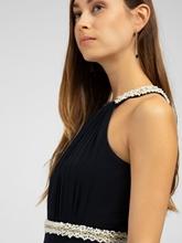 Image sur Robe de soirée avec perles