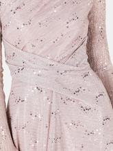 Image sur Robe de soirée avec paillettes