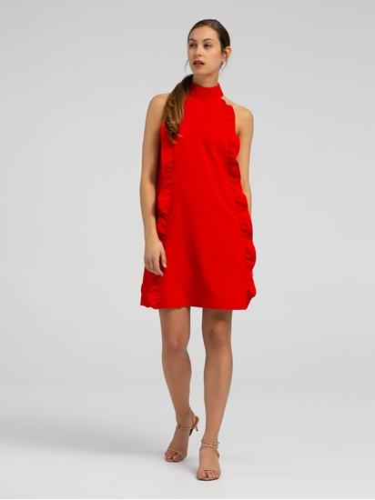 Bild von Kleid mit Volants