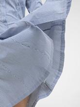 Bild von Blusenkleid mit Streifen
