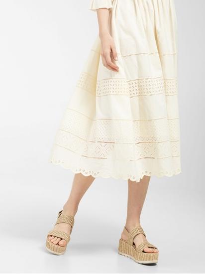 Bild von Kleid mit Lochstickerei