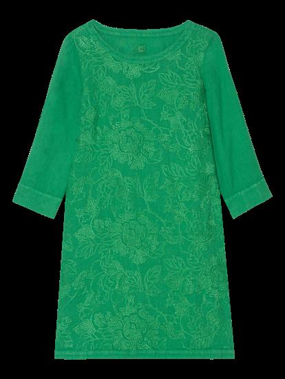 Bild von Tunika Kleid mit Stickerei