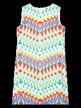 Image sur Robe imprimée