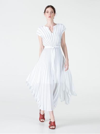 Bild von Plissee Kleid