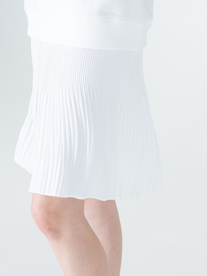 Image sur Robe style deux pièces avec plissé
