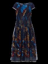Image sur Robe de soirée en tulle avec paillettes