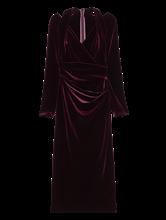 Image sur Robe de soirée en velours