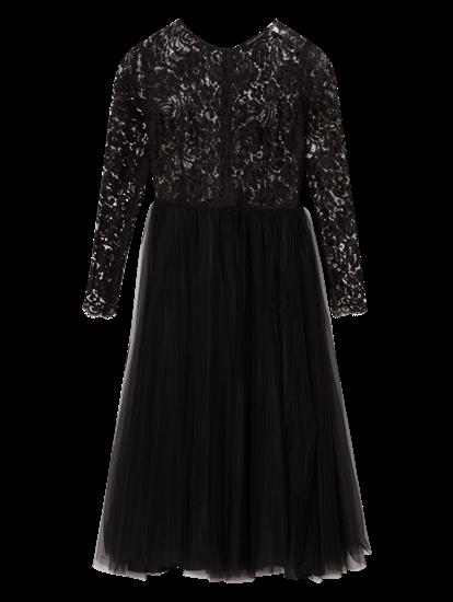 Bild von Abendkleid aus Spitze und Tüll