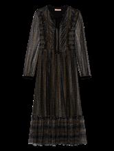 Image sur Robe en dentelle et lurex