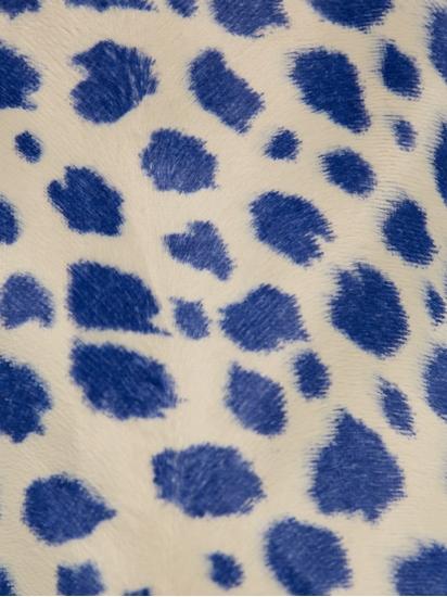 Image sur Robe crayon avec imprimé léo coloré