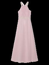 Bild von Abendkleid mit Perlen
