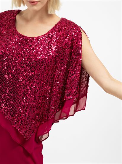 Bild von Kleid mit Pailletten