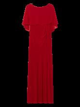 Bild von Abendkleid in zweiteiliger Optik