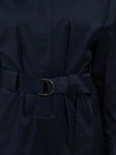 Bild von Blusenkleid mit Bindegürtel