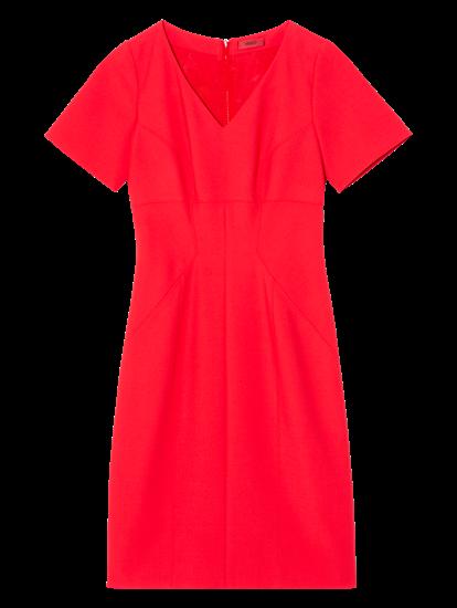 Image sur Robe avec coutures décoratives KUDERA