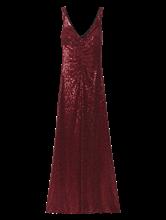Bild von Abendkleid mit Pailletten