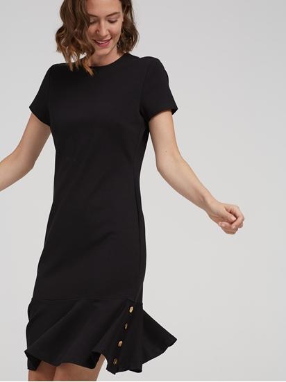 Bild von Kleid mit Volant