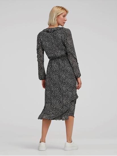 Image sur Robe midi imprimé léopard