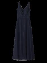 Image sur Robe de soirée avec dentelle et strass
