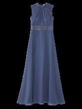 Bild von Abendkleid mit Spitzendetails