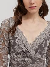 Bild von Abendkleid aus Spitze