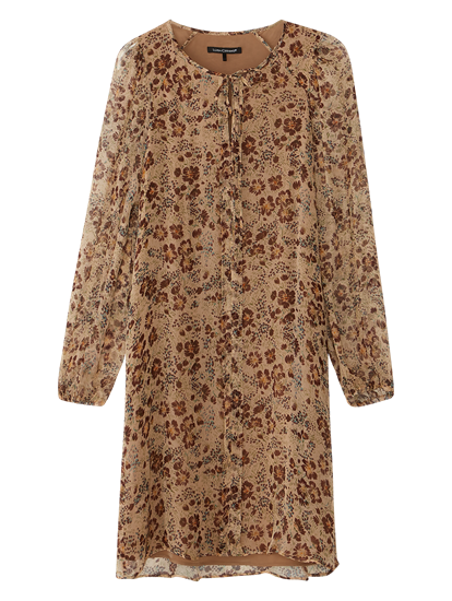 Bild von Kleid aus Seide