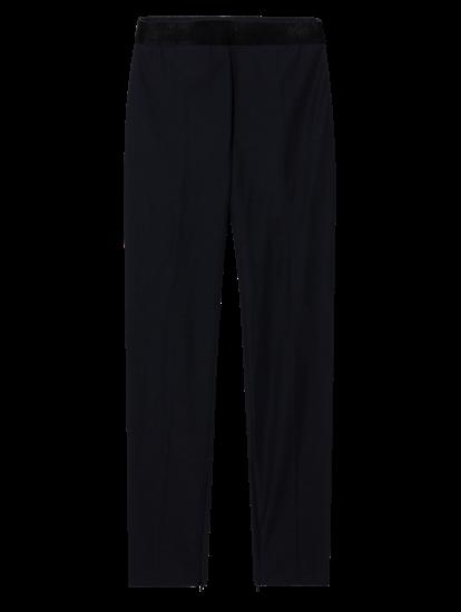 Image sur Pantalon ruban gros grain