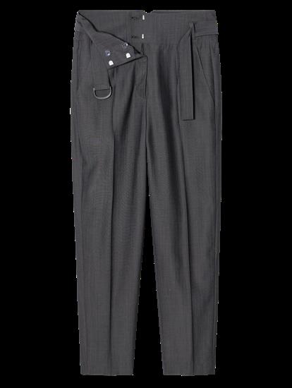 Image sur Pantalon avec ceinture