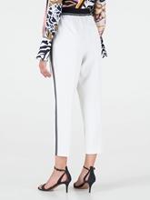 Image sur Pantalon avec rayure latérale