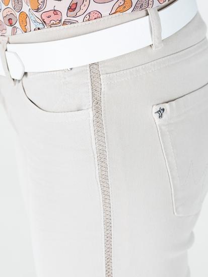 Bild von Verkürzte Jeans im Slim Fit