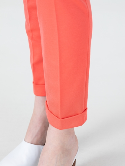Image sur Pantalon jersey Slim Fit