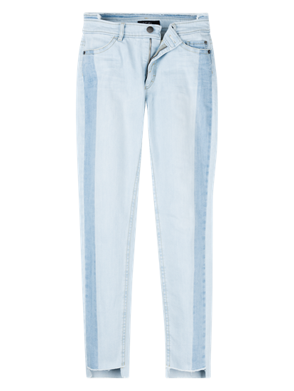 Bild von Jeans mit seitlichem Streifen