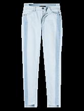 Image sur Jean à rayures latérales