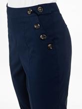 Image sur Pantalon à boutons