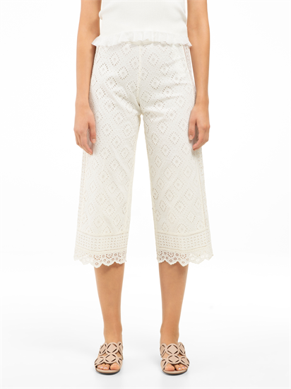 Image sur Jupe-culotte en dentelle